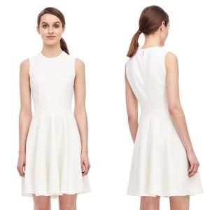 Rebecca Taylor Stretch Textured Dress Sleeveless